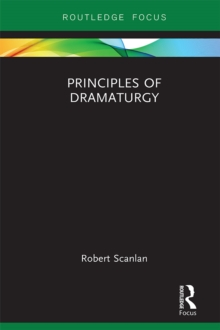 Principles of Dramaturgy, PDF eBook