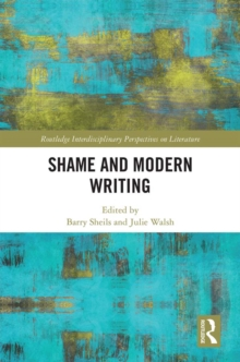 Shame and Modern Writing, EPUB eBook