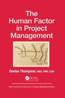 The Human Factor in Project Management, PDF eBook
