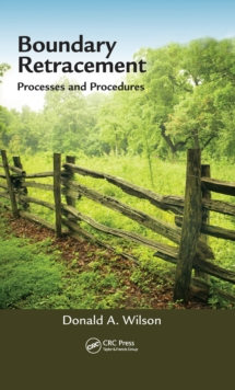 Boundary Retracement : Processes and Procedures, EPUB eBook