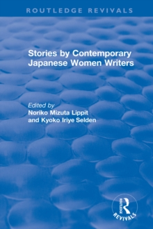 Revival: Stories by Contemporary Japanese Women Writers (1983), EPUB eBook