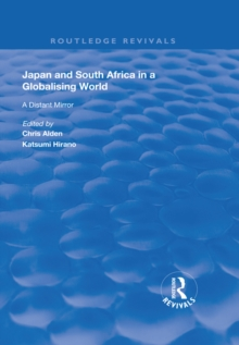 Japan and South Africa in a Globalising World : A Distant Mirror, PDF eBook