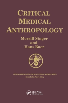 Critical Medical Anthropology, PDF eBook