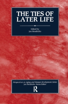 The Ties of Later Life, EPUB eBook