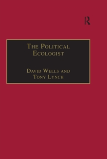 The Political Ecologist, PDF eBook