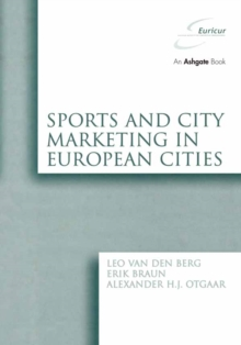 Sports and City Marketing in European Cities, EPUB eBook