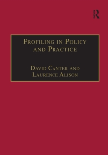 Profiling in Policy and Practice, EPUB eBook