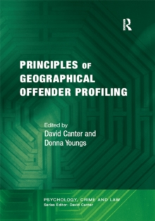 Principles of Geographical Offender Profiling, EPUB eBook