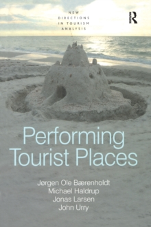 Performing Tourist Places, PDF eBook