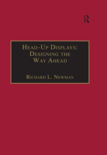 Head-Up Displays: Designing the Way Ahead, PDF eBook