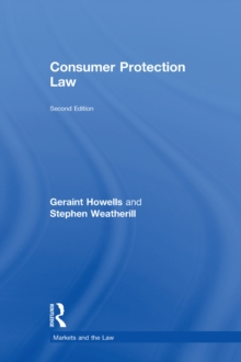 Consumer Protection Law, PDF eBook