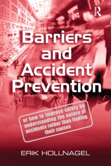 Barriers and Accident Prevention, EPUB eBook