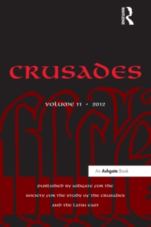 Crusades : Volume 11, PDF eBook