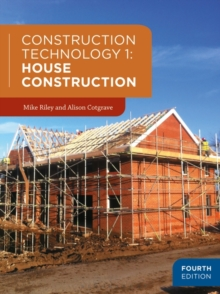 Construction Technology 1: House Construction, Paperback / softback Book