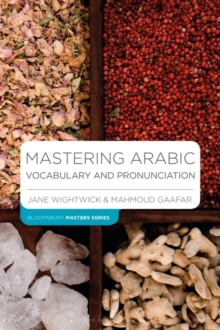 Mastering Arabic Vocabulary and Pronunciation, Paperback Book