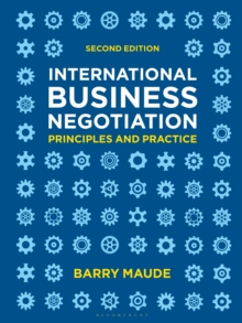 International Business Negotiation : Principles and Practice, EPUB eBook