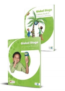 Global Stage Level 2 Literacy Book and Language Book with Navio App, Mixed media product Book