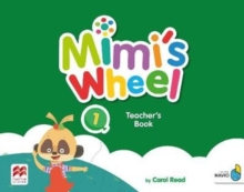 Mimi's Wheel Level 1 Teacher's Book with Navio App, Mixed media product Book