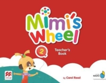 Mimi's Wheel Level 2 Teacher's Book with Navio App, Mixed media product Book