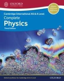 Cambridge International AS & A Level Complete Physics, PDF eBook
