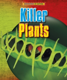 Killer Plants, Hardback Book