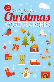 The Great Book of Christmas Wordsearches, Paperback / softback Book