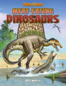 DinoZone: Meat-Eating Dinosaurs, EPUB eBook