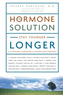 The Hormone Solution, Paperback / softback Book