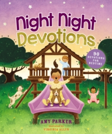 Night Night Devotions : 90 Devotions for Bedtime, Hardback Book