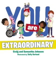 You Are Extraordinary, Hardback Book