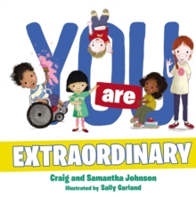 You Are Extraordinary, Board book Book