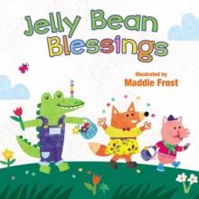 Jelly Bean Blessings, Board book Book