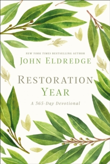 Restoration Year : A 365-Day Devotional, Hardback Book