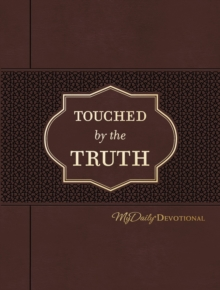 Touched by the Truth, Leather / fine binding Book