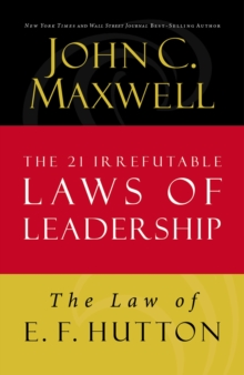 The Law of Addition : Lesson 5 from The 21 Irrefutable Laws of Leadership, EPUB eBook