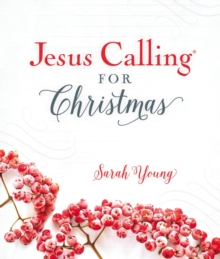 Jesus Calling for Christmas, Hardback Book