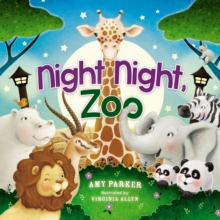Night Night, Zoo, Board book Book