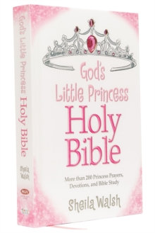 God's Little Princess Devotional Bible, Hardback Book