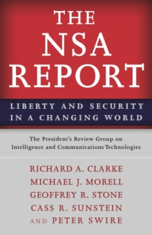 The NSA Report : Liberty and Security in a Changing World, EPUB eBook