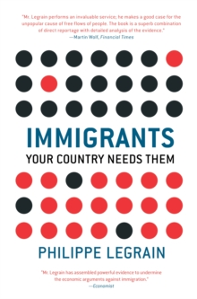 Immigrants : Your Country Needs Them, EPUB eBook