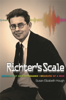 Richter's Scale : Measure of an Earthquake, Measure of a Man, PDF eBook