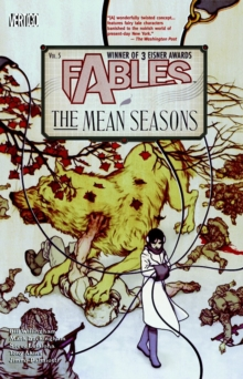 Fables : The Mean Seasons - Vol 05, Paperback / softback Book