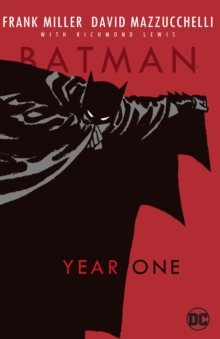 Batman Year One, Paperback Book