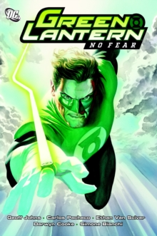 Green Lantern No Fear TP, Paperback Book