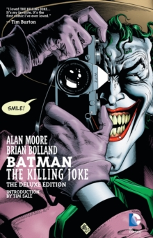 Batman The Killing Joke, Deluxe Edition, Hardback Book