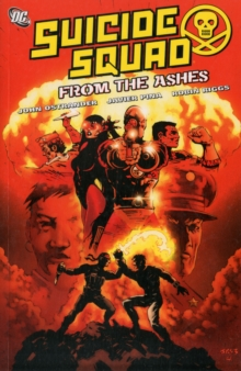 Suicide Squad From The Ashes TP, Paperback Book