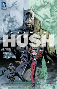 Batman Hush, Paperback / softback Book