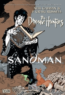 The Sandman Dream Hunters, Paperback Book