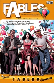 Fables Vol. 13, Paperback / softback Book