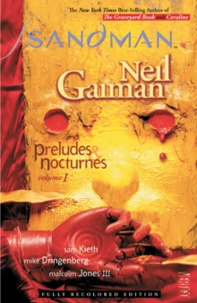 The Sandman Vol. 1 Preludes & Nocturnes (New Edition), Paperback / softback Book